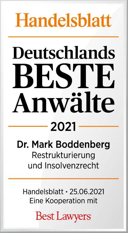 10087741579 1 HB Dtld Beste Anwaelte2021 Dr Mark Boddenberg